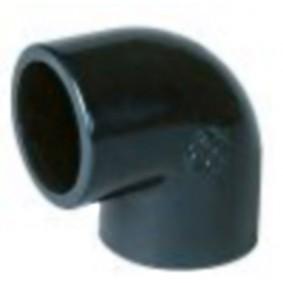 Coude PVC Pression à coller diam.63