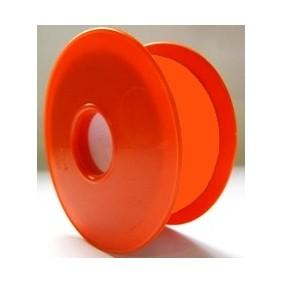 Ruban adhésif PVC 30mm x 25 ml Orange