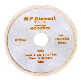 Disque carrelage diamant 115