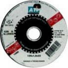 Disque à Tronçonner ATI plat 125x1,6x22,2 - Alu - A30N -