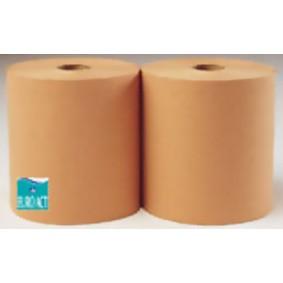 Lot de 2 bobine papier chamois gauffrée 24 x 30