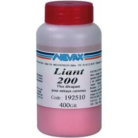 Décapant en Pâte NEVAX - LIANT 200 - 200 gr.