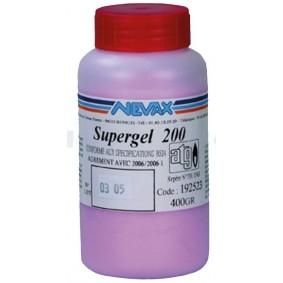 Décapant Gaz NEVAX - SUPERGEL 200 - 200 gr.