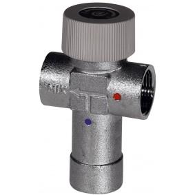 "Mitigeur thermostatique MIXCAL 30-48° usage bain 1/2"""