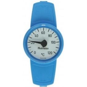 Thermomètre Bleu pour Vannes GLOBO