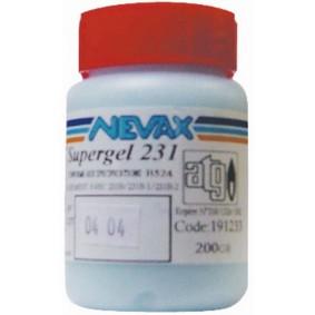 Décapant Gaz ATG NEVAX - SUPERGEL 231 - 200 gr.