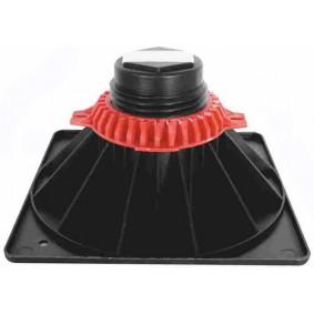 Mini-Pied réglable de 90 à 125 mm adhésif