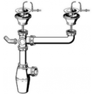 Vidage Evier avec siphon complet VIEGA - NF