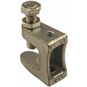 Pince FL1 électro-zinguée lisse diam.9 mm VDS