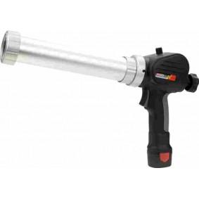 Pistolet à cartouche 400 ml avec 2 batteries - Li-lon - KS TOOLS
