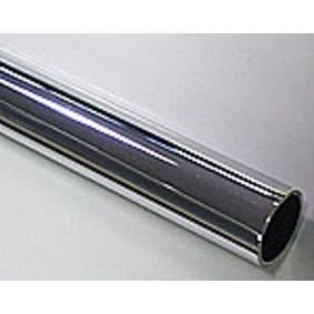 Tube laiton Chromé 20 cm diam.32