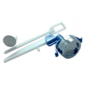 Tête complère pour Mécanisme 5000 (bouton+levier)
