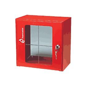 Coffret sous verre Dormant L.250 x H.180 x P.70 mm