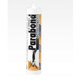 Mastic-colle Parabond Construction Brun 290 ml