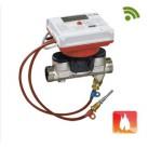 """Compteur Thermique Chauffage ULTRAMAX Mbus DN15 - 3/4"""" Communiquant avec Kit."""