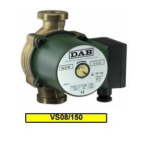 "Circulateur sanitaire DAB 1""1/2 1400 tr/mn"