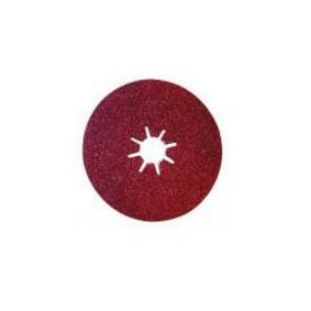 Disque Fibre Céramique diam.125 - grain 80 - ATI