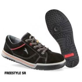 Chaussure de sécurité Noir S1P SRC T40 - Freestyle Blk - Albatros
