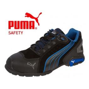 Chaussure de sécurité Basse RIO BLACK Low S3 SRC T40 - PUMA