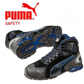Chaussure de sécurité Haute RIO BLACK Mid S3 SRC T40 - PUMA