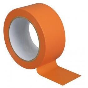 Ruban adhésif PVC Orange 50 mm x 33 ml forte adhésion