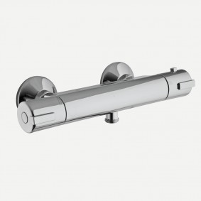 "Mitigeur Thermostatique de Douche FIMATHERM ""NF"" Chromé"