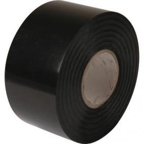 Rlx ruban Adhésif PE Noir l.50 mm