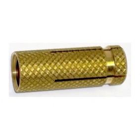 Cheville Femelle laiton M6 x 23 mm