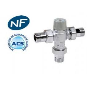 "Mitigeur thermostatique 5217 NF 1/2"" - Anti-Brûlure"