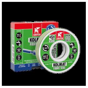 Bande d'étanchéité renforcée Kolmat® Fibre Seal 12 mm x 15 mt