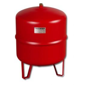 Vase d'expansion Chauffage 6 bars GITRAL 200 litres sur Socle