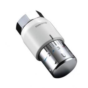 """Thermostat """"Uni SH"""" Blanc/Chromé bulbe liquide M30 - OVENTROP"""