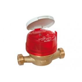 """Compteur d'eau Divisionnaire NARVAL 1"""" x 130 mm Eau Chaude Communicante"""