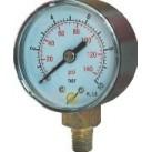 "Manomètre Radial sec ABS diam.50 - 1/4"" 0 à 6 bar"