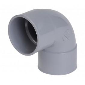 "Coude PVC NF ""Nicoll"" 87°30 FF diam.32"