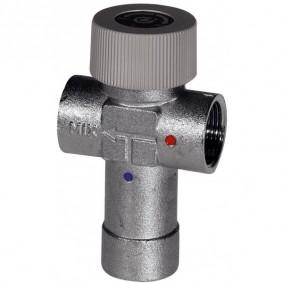 "Mitigeur thermostatique MIXCAL 30-48° usage bain 1"""