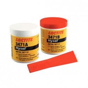 LOCTITE® EA 3471 - Résine pâteuse 500 gr. pour le colmatage de fissures.
