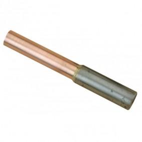 Manchette d'assemblage Acier 26,9 - Cuivre 22 mm