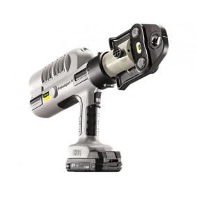 Machine VIEGA électro-hydraulique sur Batterie Pressgun 5B en Coffret avec machoire de 15/22/28