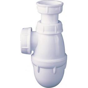 """Siphon évier PVC 1""""1/2 - VIEGA"""