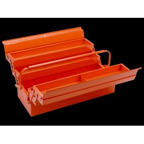 Caisse à outils métallique 530x200x200 - BAHCO