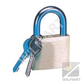Cadenas laiton 30 mm avec 2 clés - WILMART