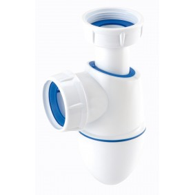 """Siphon PVC EASYPHON lavabo 1""""1/4 diam.32"""