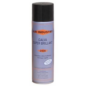 Galvanisation à froid GALVA Brillant Aérosol 400 ml - AIR INDUSTRY