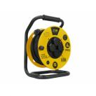 Enrouleur électrique sur Tambour 40 mt - Câble 3G2,5 mm - WILMART