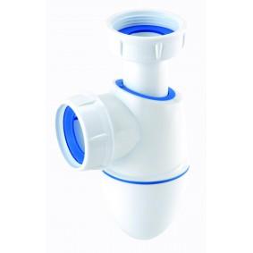 """Siphon PVC EASYPHON lavabo 1""""1/4 diam.40"""