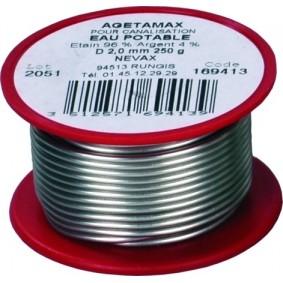 Brasure Tendre 2 mm NEVAX - AGETAMAX 250 gr.