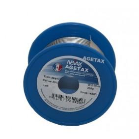Brasure Tendre Etain / Argent 2 mm NEVAX - AGETAX 250 gr.