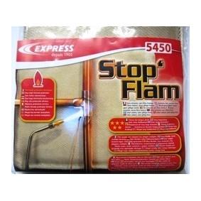 Bouclier Thermique 20x27cm STOP'FLAM