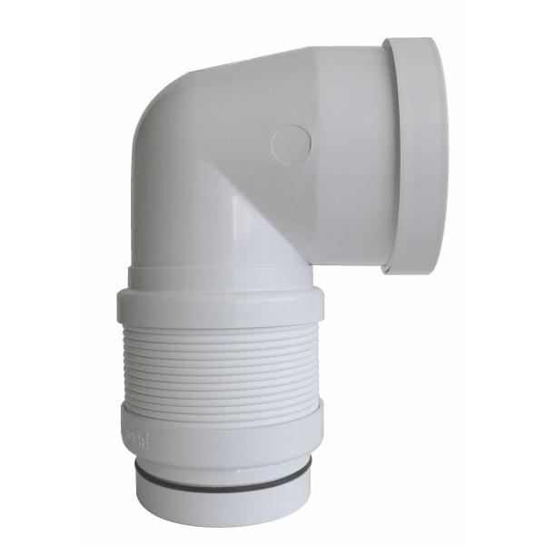pipe wc coud e extensible souple 190 390 mm mutec france. Black Bedroom Furniture Sets. Home Design Ideas